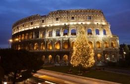 Ρώμη  (Κάθε Πέμπτη και Παρασκευή)