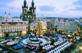 Πράγα  (Κάθε Κυριακή)